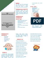 Leaflet Infant