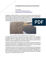 828167.Detection of Thermal Segregation During Paving by Using Infrared Thermography