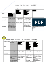 targeted teaching documents term 3 2019