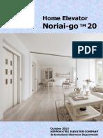 Home Elevator Catalogue