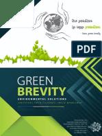 GREEN BREVITY