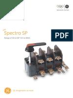 SFU Spectra SP