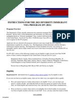 DV 2021 Instructions English