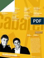 Teatro Manzoni Cartella Stampa Rassegna Cabaret Stag. 19-20