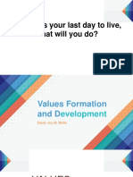 Values Formation and Development.pptx