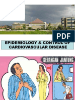 Cardiovascular Disease Control and Epidemiology