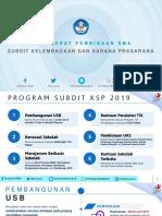 Subdit KSP 2019 Bimtek TIK