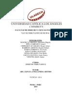 Ley de Tributacion Municipal - Trabajo Grupal II (1)