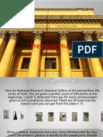 National Museum Treasure Hunt