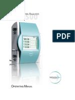 UV500 Operating Manual A