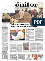 CBCP Monitor Vol 23 No 11