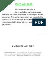 Labour Welfare Ppt0