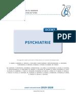 PSYCHIATRIE 2019