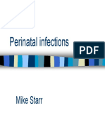 Perinatal Infections