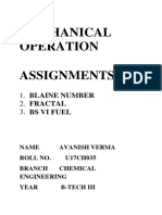 MECHANICAL OPERATION ASSIGNMENT.docx