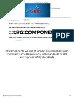 Lpg Components – Lpgain