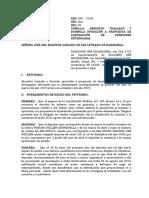 Absuelvo Liquidacion Rolando 2019
