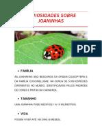 Joaninhas