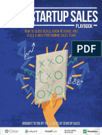 The 2020 Startup Sales Playbook