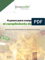 201908 Europcable Guía Comprobación Cumplimiento de La Cpr