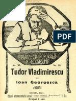 Istoria Lui Tudor Vladimirescu Ce Trebuie Să Ştie Poporul Despre El