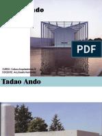 Tadao Ando Expo
