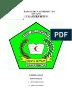 MAKALAH KONSEP PERAWATAN LUKA DEKUBITUS DAN ASUHAN.doc