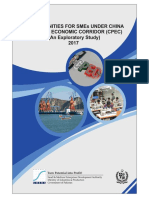 Opportunities for SMEs under China Pakistan Economic Corridor - CPEC.pdf
