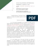Desvirtúa inexistencia, peritaje.pdf