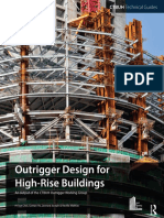 Outrigger Design for High Rise Buildings