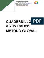 Cuadernillo de Actividades Metodo Global