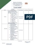 Class Target.docx