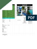 Team Oli's Team Building - Sheet1