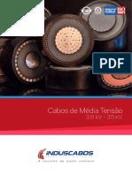 Catalogo Media Tensao PDF