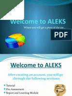 introduction to aleks