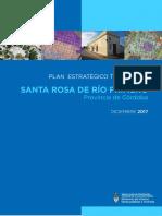 Plan Estrategico Territorial Santa Rosa de Rio Primero