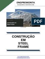 Construção Em Steel Frame