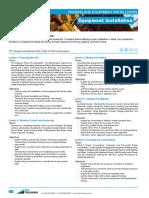 319 Equipment Installation Course Description.pdf