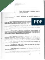 Lei Municipal Nº 3284 de 2009 - Controle de Emissão de Ruídos Macaé