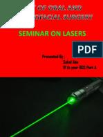 ppt laser
