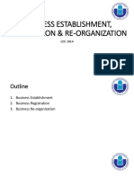 business establishment, reorganization.pptx