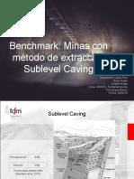 GRUPO 6 Benchmark- Minas con método de extracción sublevel caving.pdf