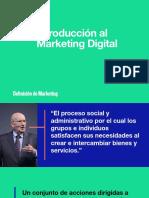 Introducción Marketing Digital - Clase 01