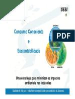 Consumo Consciente Uma Estratégia Para Minimizar Os Impactos Ambientais Nas Indústrias