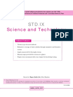 std 9th science and technology