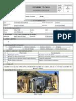 Informes Técnico_D6T #2_Cambio Cadena