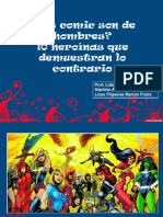 7°B heroínas del comic.ppt