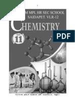 +1 Chem Em Full bharani