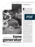 How to Build a Tone Generator