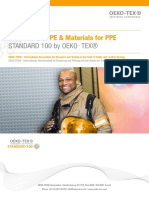 STANDARD 100 by OEKO-TEX® - Supplement PPE _ Materials for PPE.pdf